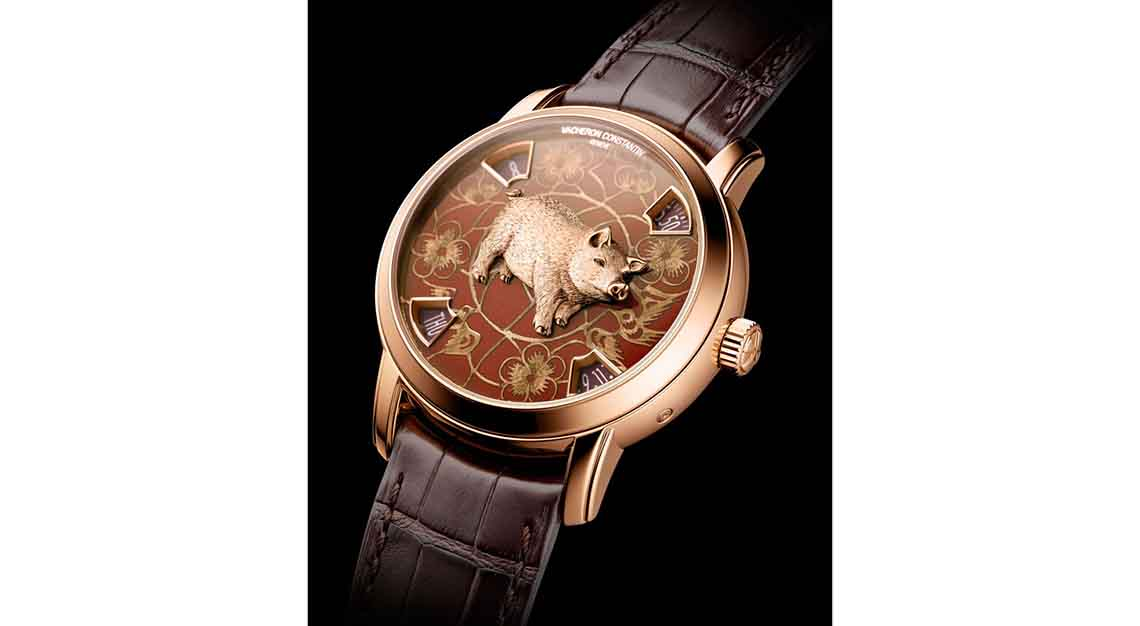 Vacheron Constantin Chinese Zodiac Watches