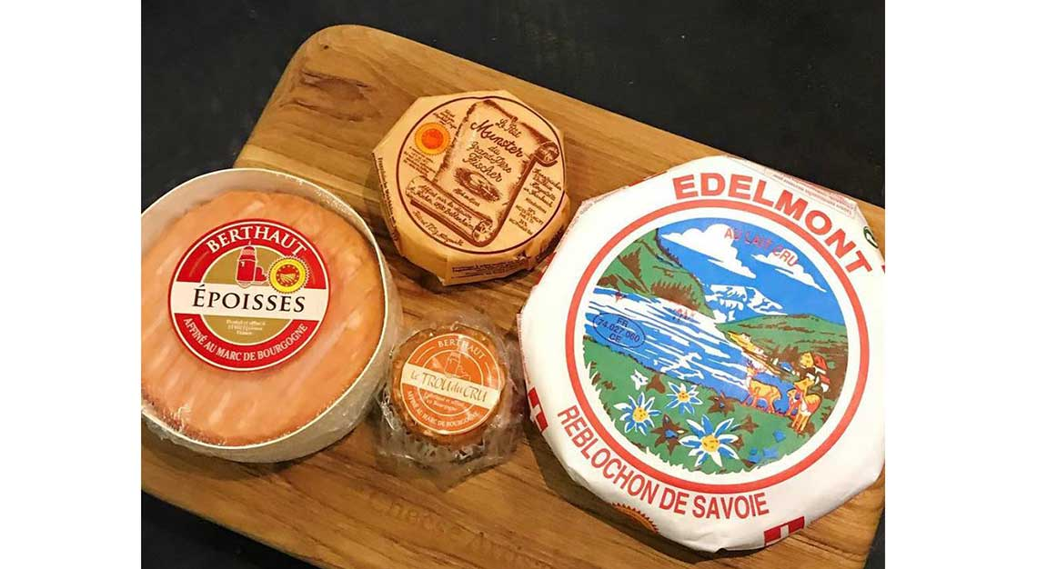 Where to buy cheese in Singapore - The Cheese Artisans