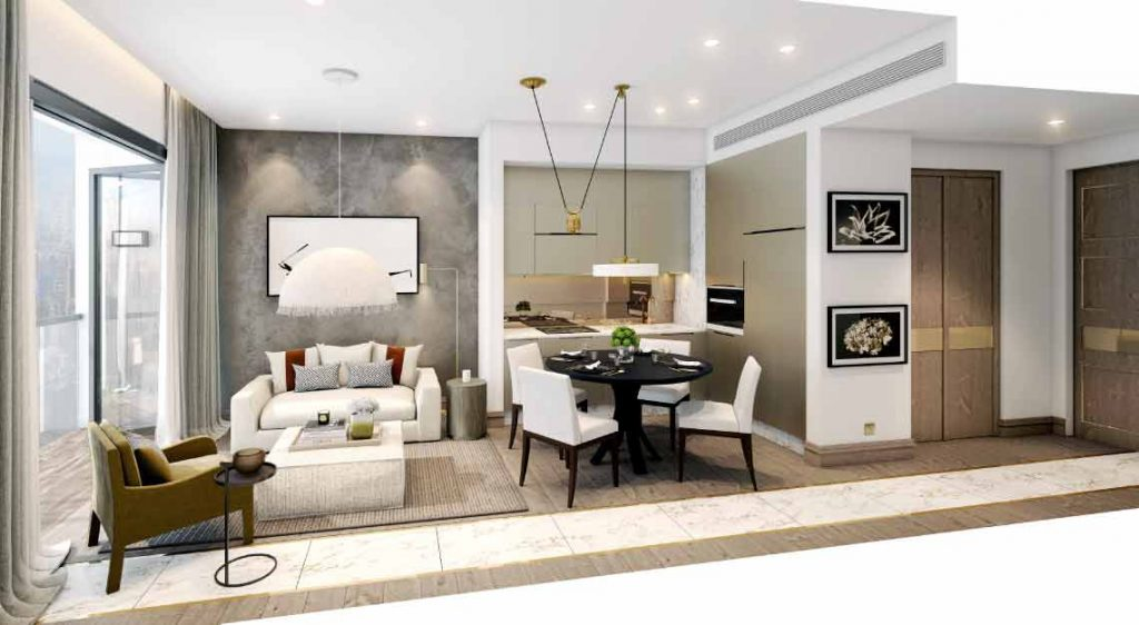 YOO8 Residences, 8 Conlay