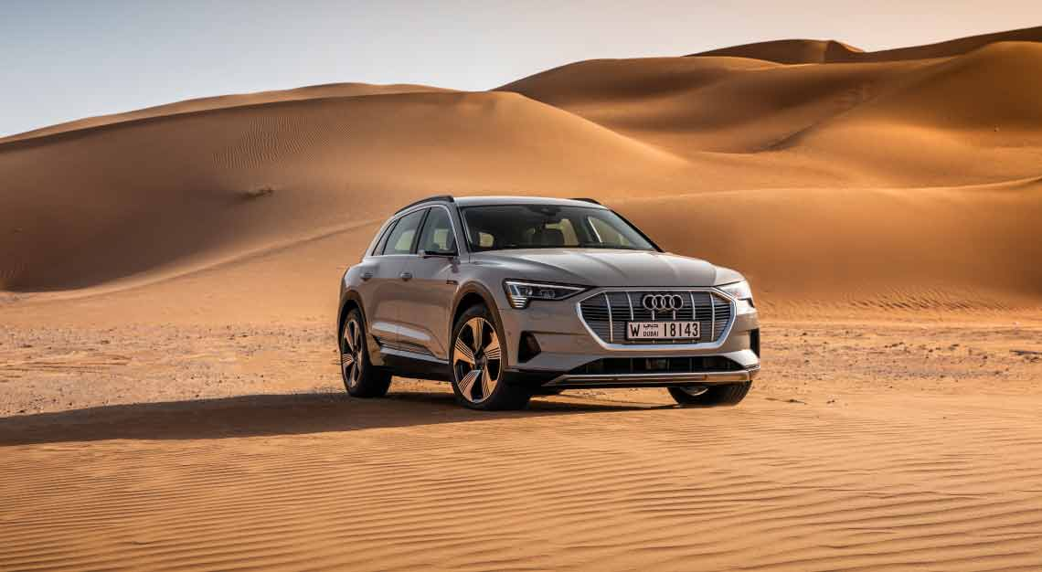 Audi e-tron review: The first electric car by the German