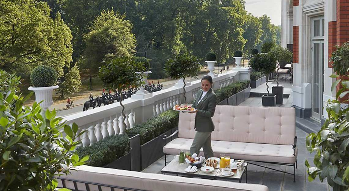 Presidential Suites in London - The Mandarin Oriental, London