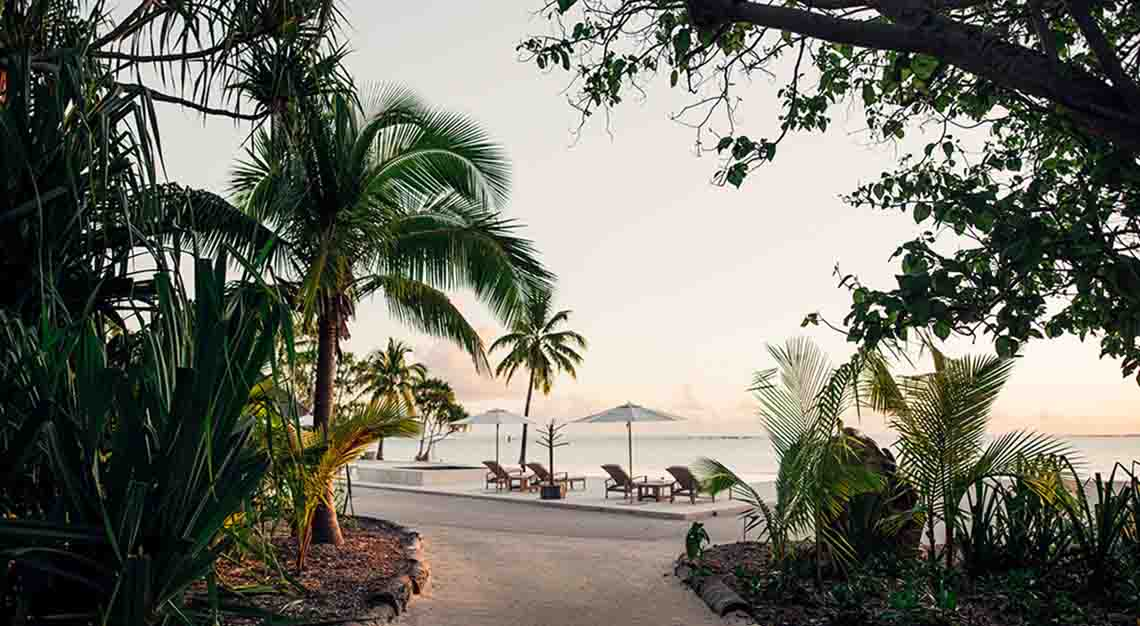 Nukutepipi Island - French Polynesia