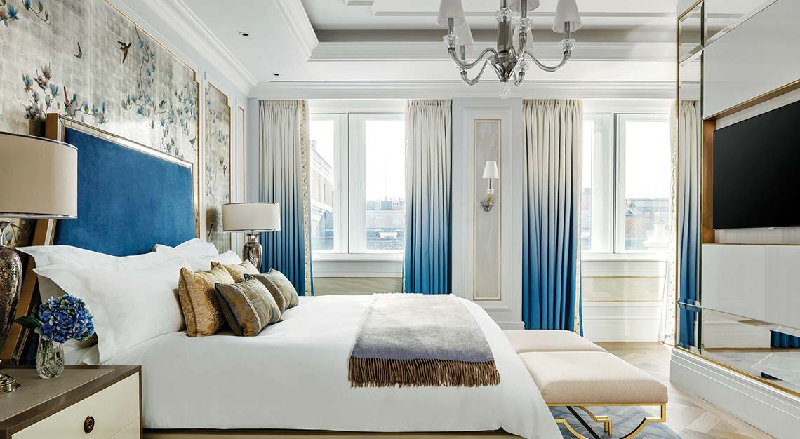 Presidential Suites in London - The Langham, London