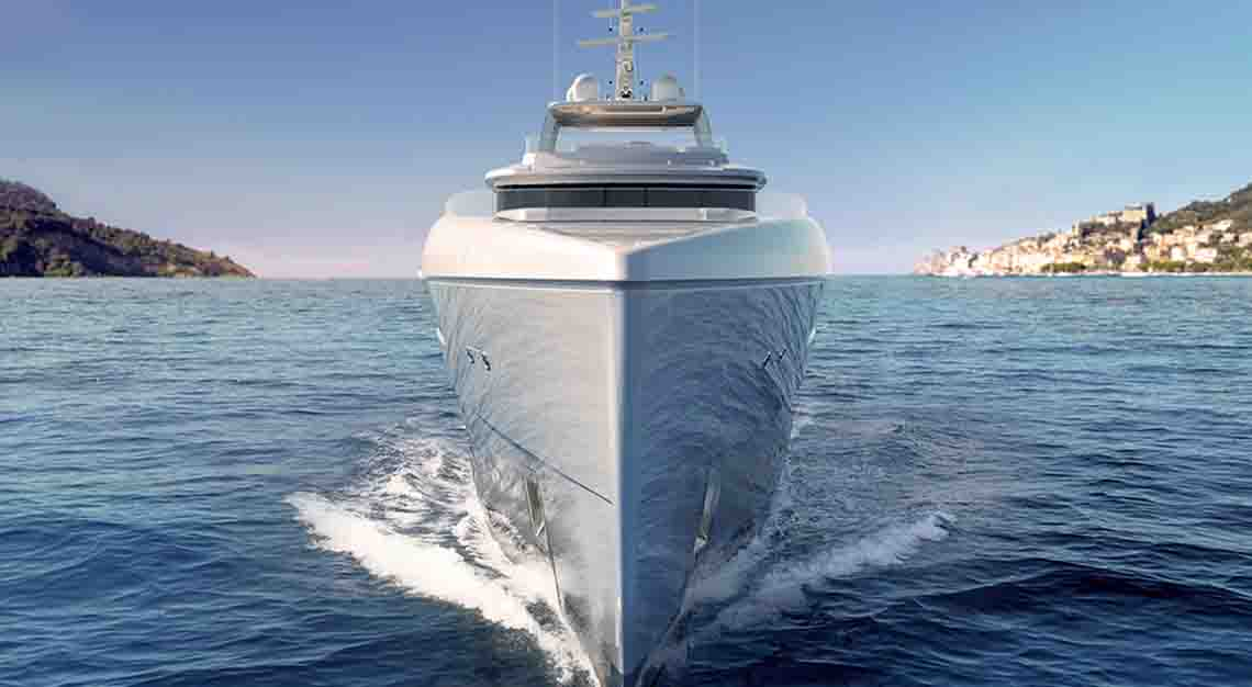 Philippe Briand - Superyacht Najiba