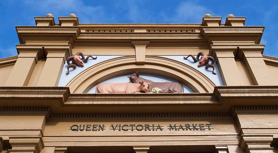 Best food markets around the world - Queen Victoria Market - Australia