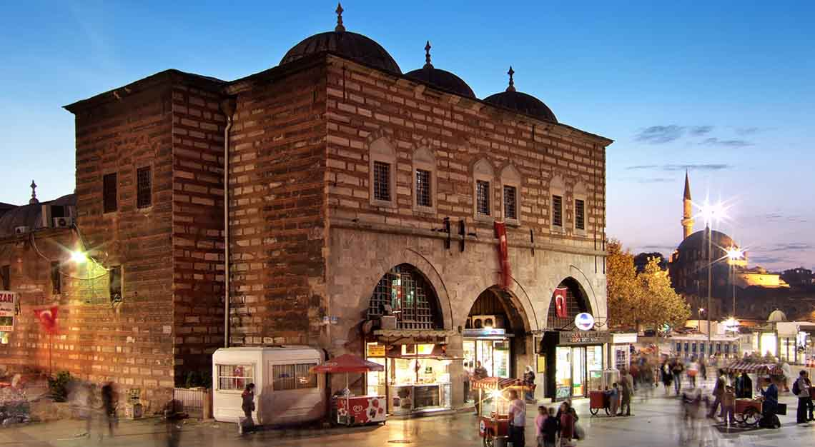 Best food markets around the world - Spice Bazaar - Turkey