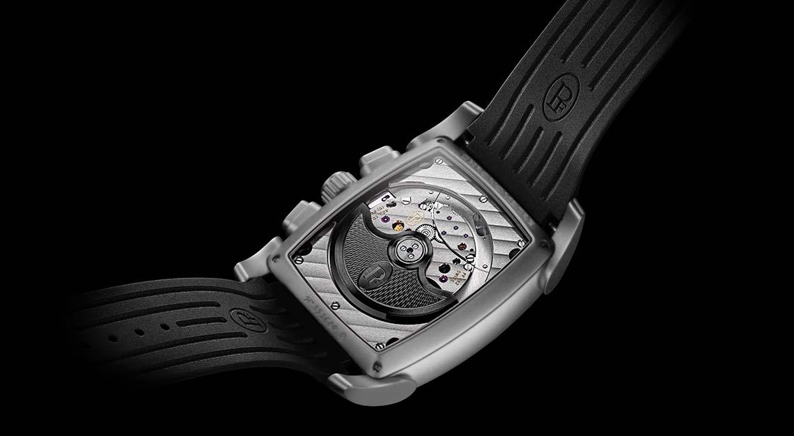 Parmigiani Fleurier Kalpagraphe Chronometre Titanium