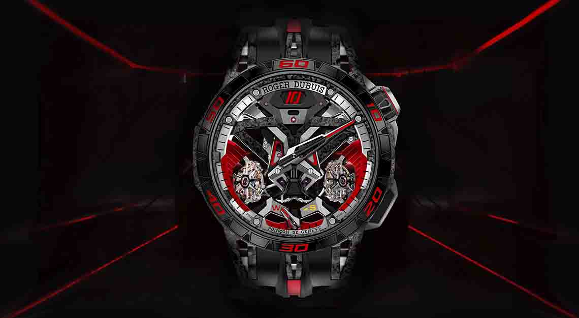 Roger Dubuis Excalibur One-Off