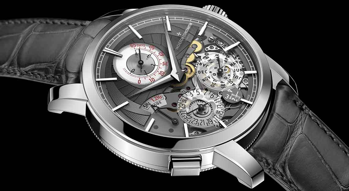 Vacheron Constantin Traditionelle Twin Beat Perpetual Calendar