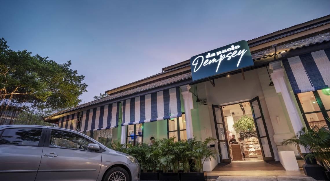 Da Paolo Dempsey Restaurant & Bar