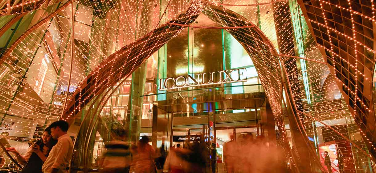 ICONLUXE at ICONSIAM