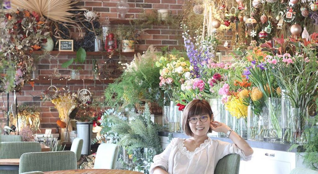 Interview With Poppy Flora Studio Founder Sarah Lim I Only Knew That The Floral Bouquets In The Market Were Not What I Wanted Robb Report Singapore