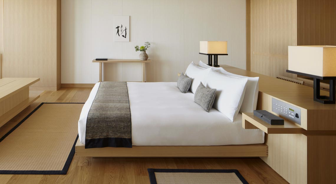 Luxury bed linens in Singapore - Ploh