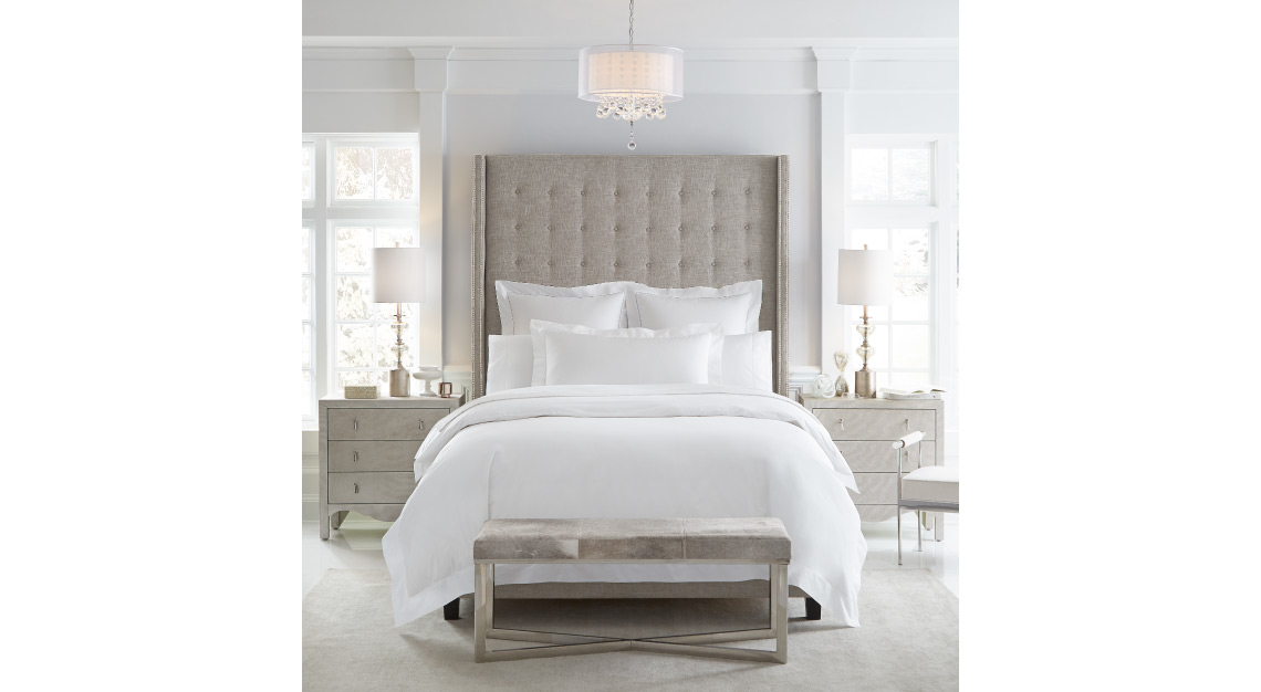 Luxury bed linens in Singapore - Sferra