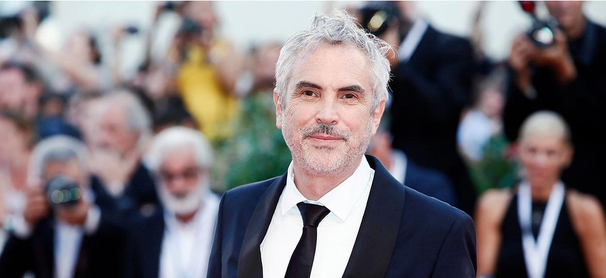 Alfonso Cuaron, Oscars 2019