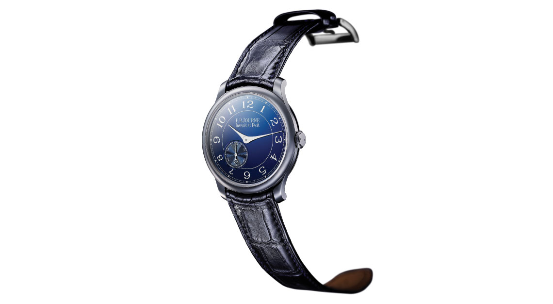 Chronometre Bleu, F P JOURNE