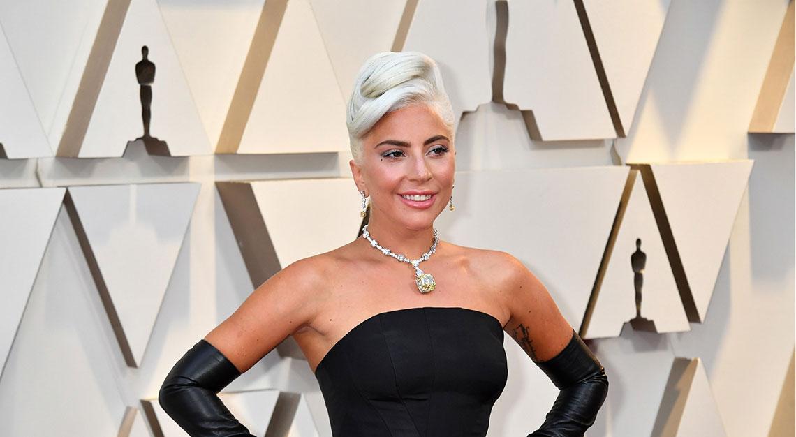 Best jewellery at the 2019 Oscars - Tiffany Yellow Diamond