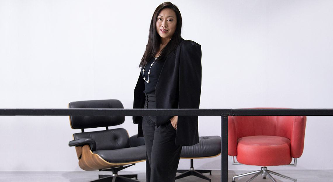Larissa Tan, CEO of Vanda Electrics