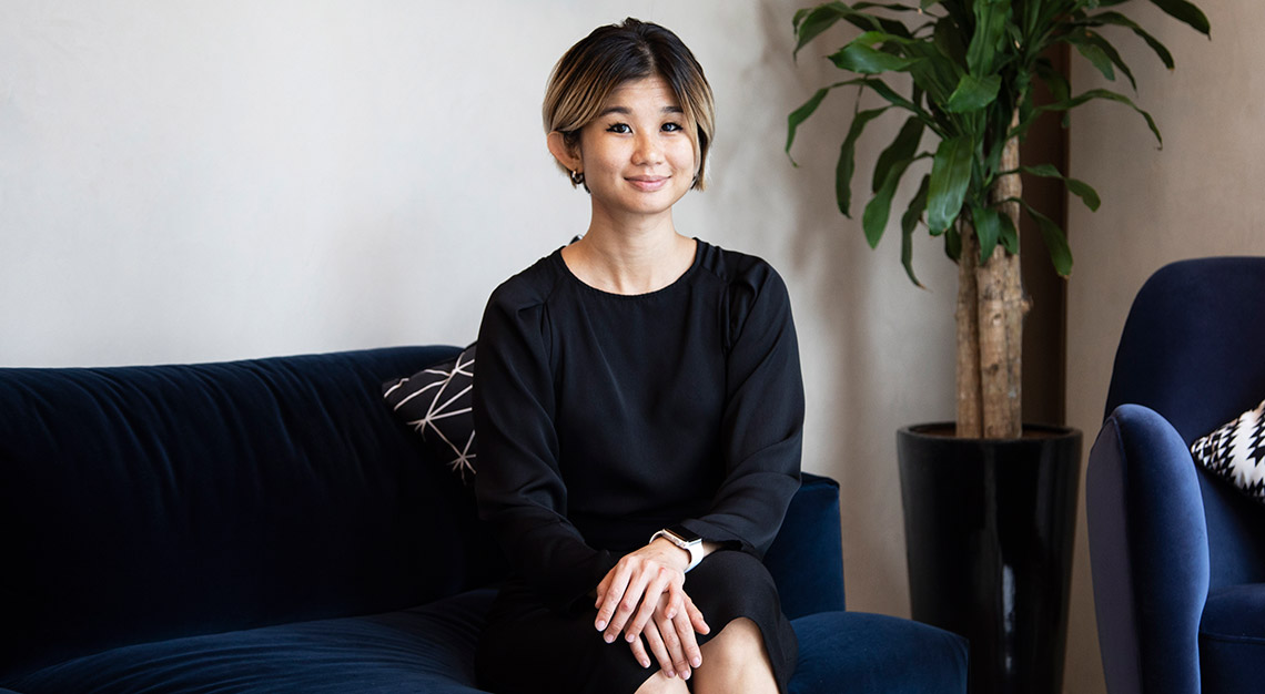 Natalie Tan, creative director of Preludio