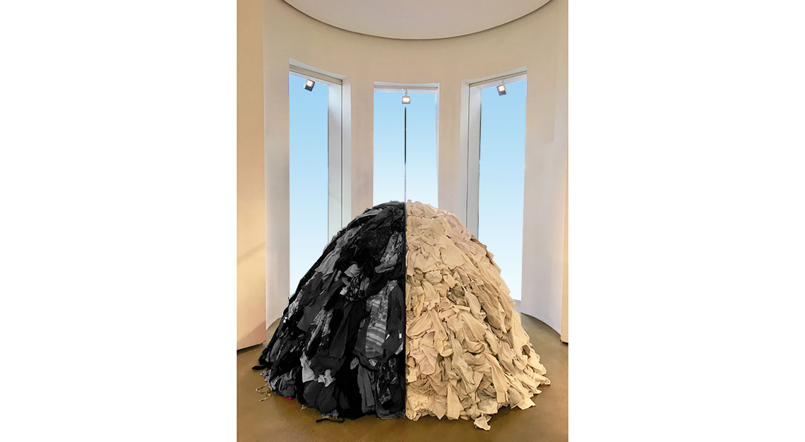 Pistoletto artInterview with Michelangelo Pistoletto