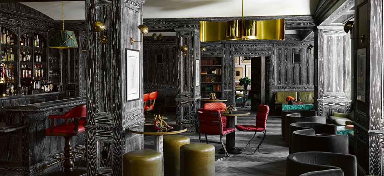 San Francisco city guide - Musto Bar - Battery Hotel