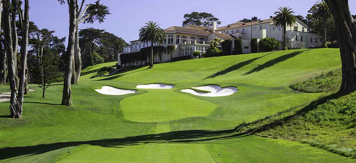 San Francisco city guide - Olympic Club