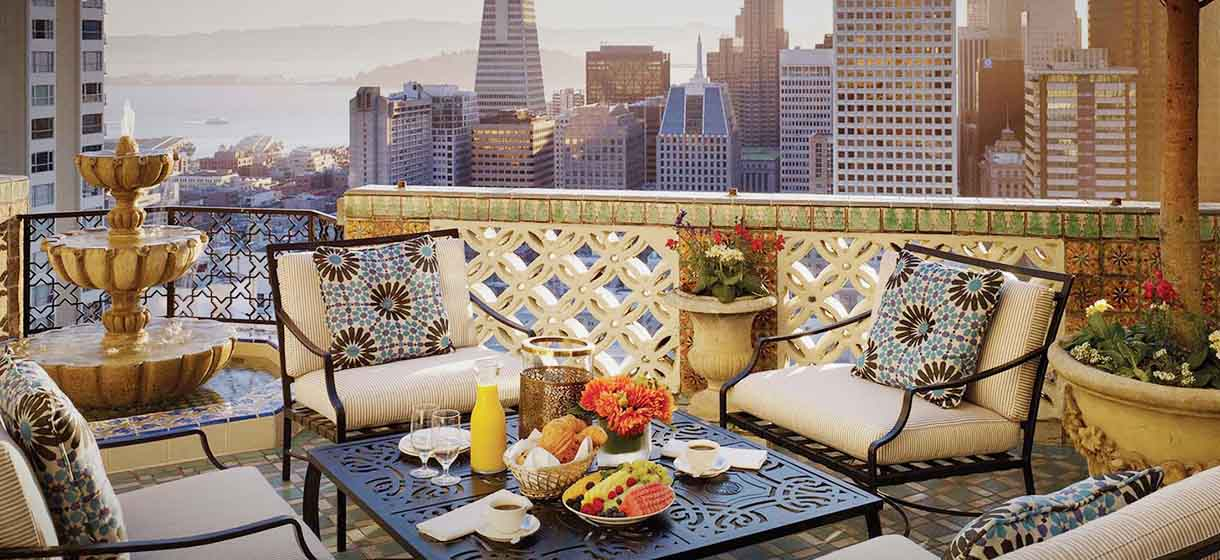 San Francisco city guide - The Fairmont