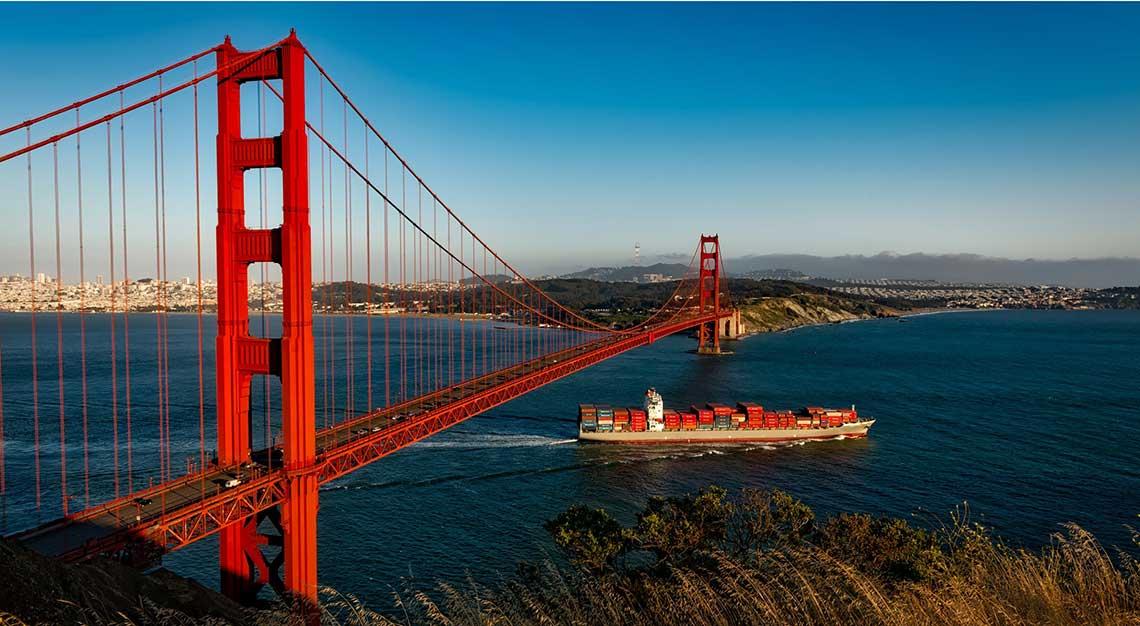 San Francisco city guide - Golden Gate Bridge