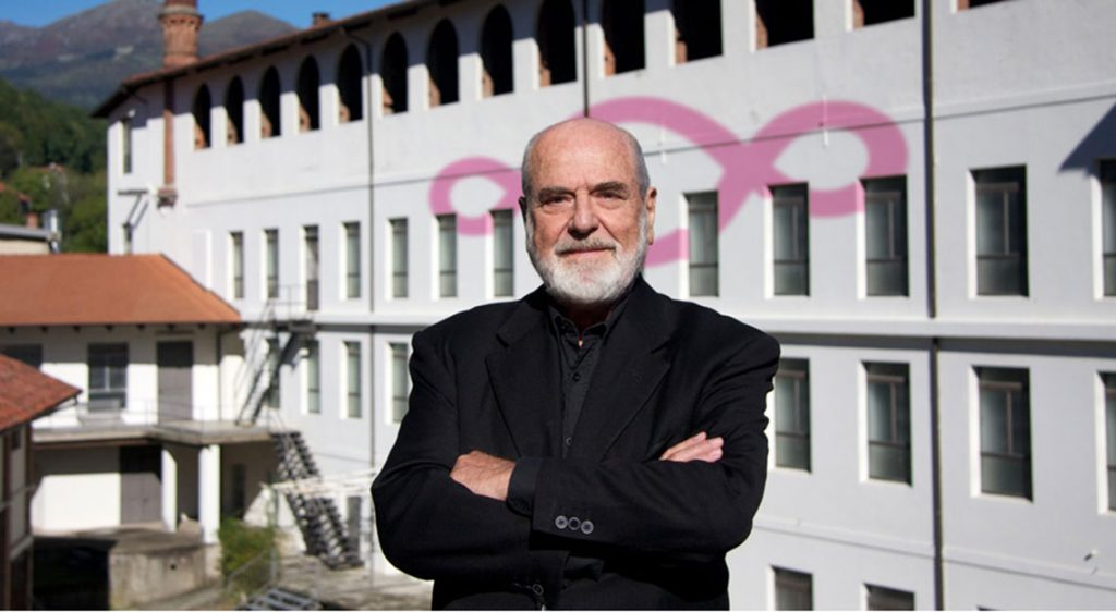 Interview with Michelangelo Pistoletto