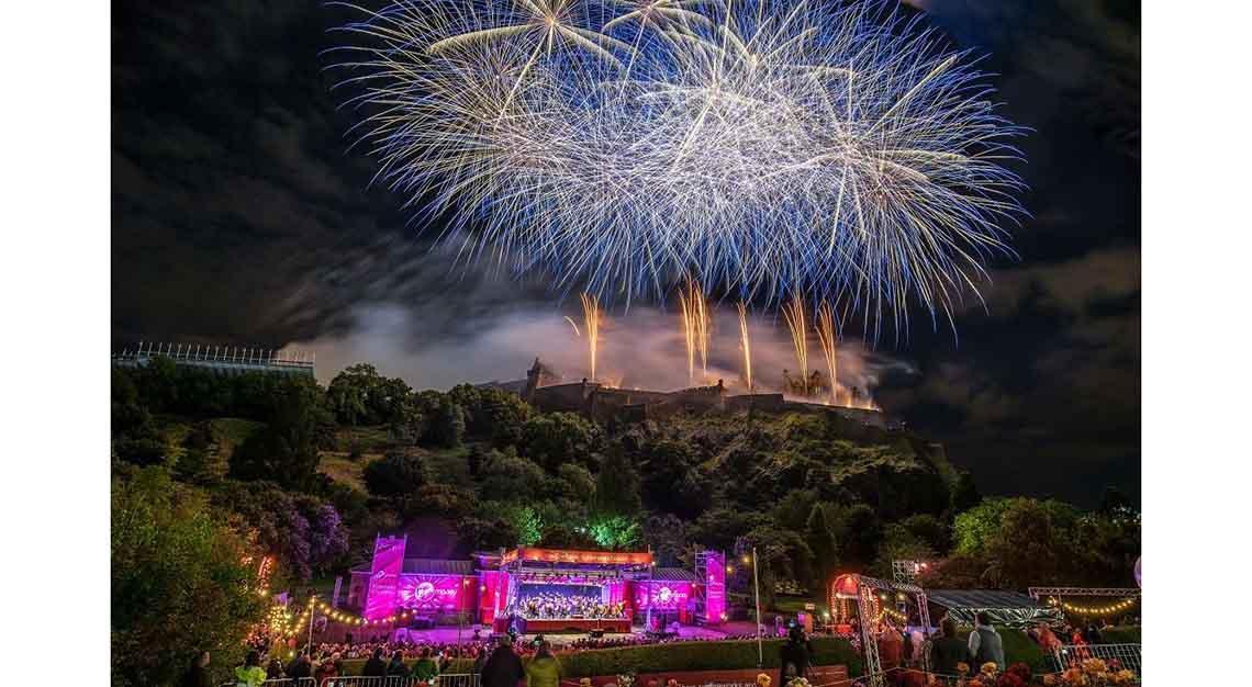 Edinburgh International Festival - Scotland