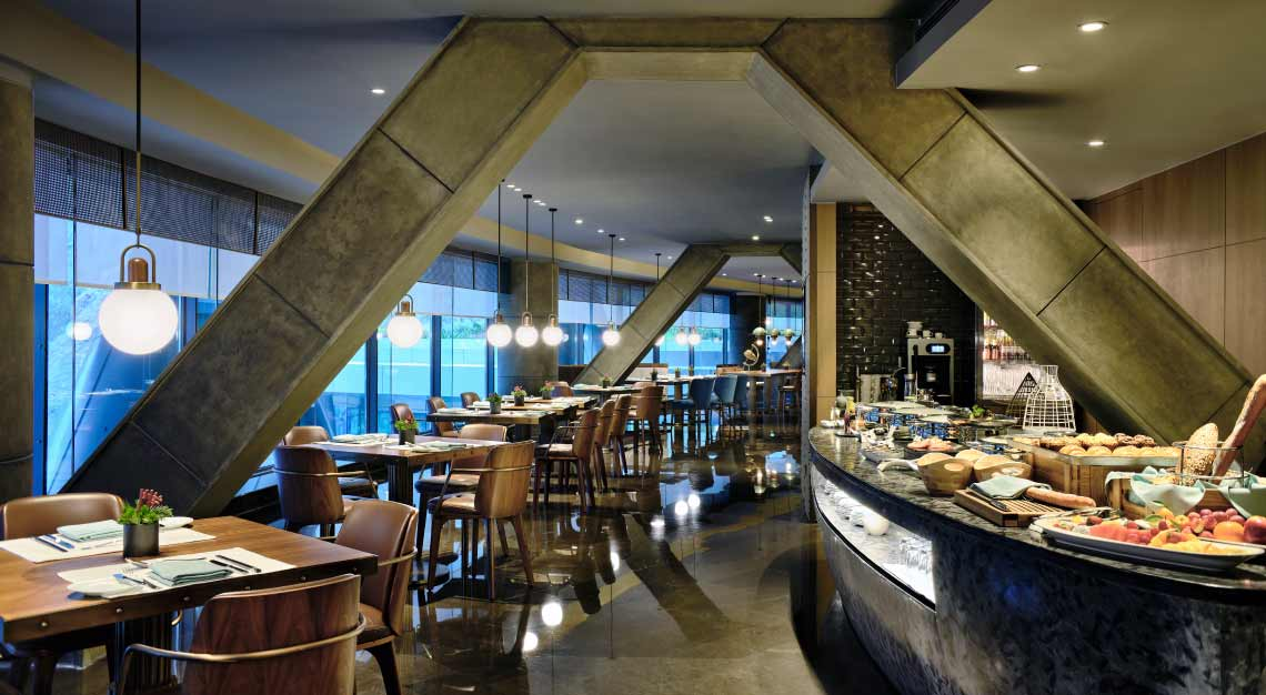 InterContinental Shanghai Wonderland review