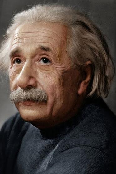Style Icons - Albert Einstein