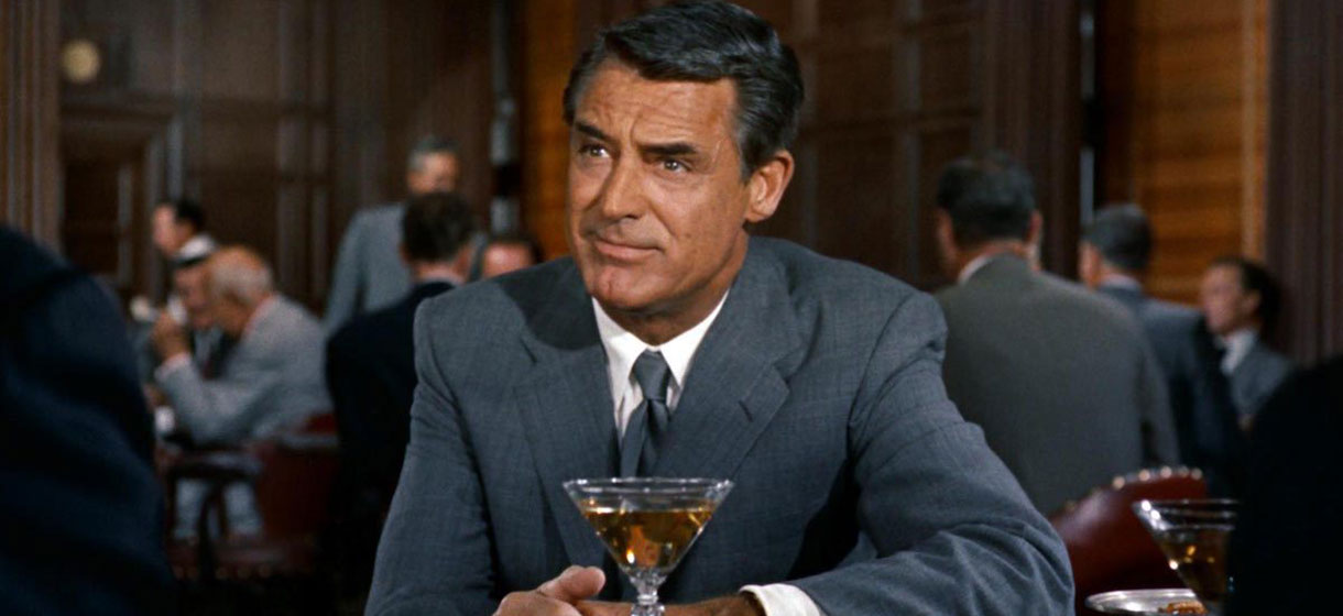 Style Icons - Cary Grant