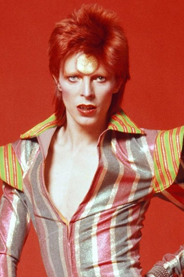 Style Icons - David Bowie