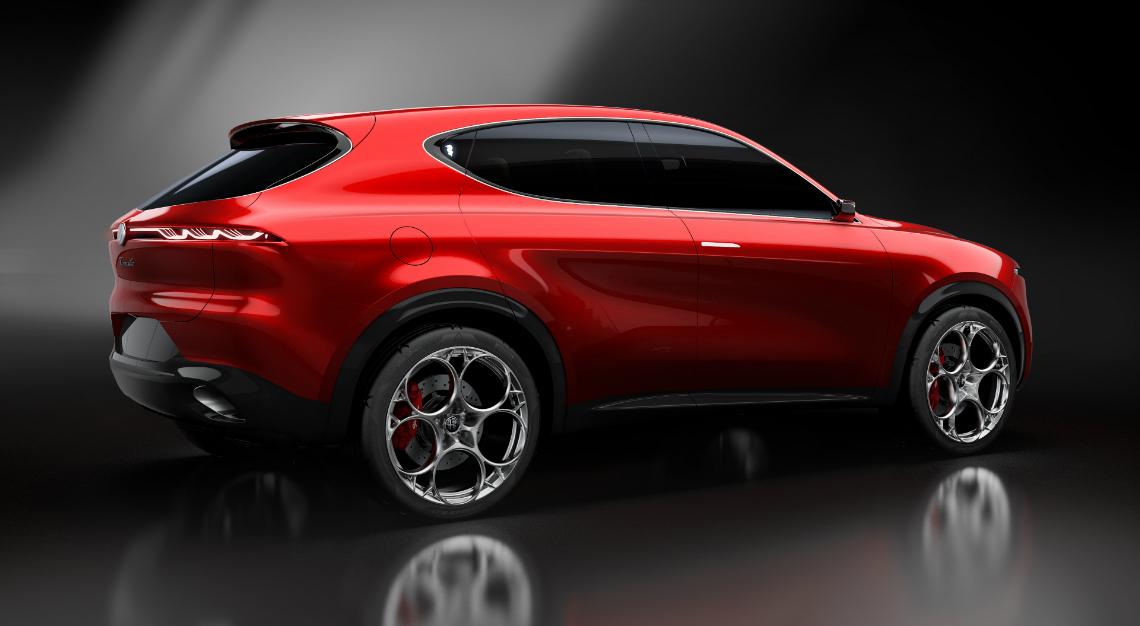 Geneva Motor Show 2019 - Alfa Romeo Tonale