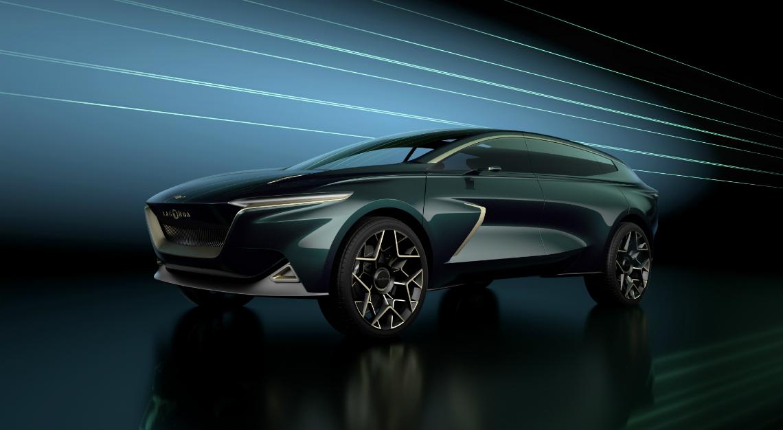 Geneva Motor Show 2019 - Lagonda All-Terrain