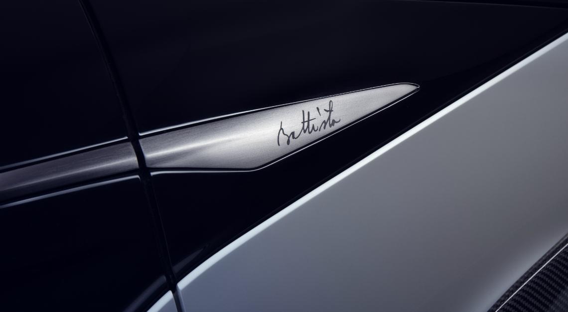 Geneva Motor Show 2019 - Pininfarina Battista