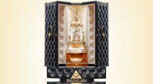 Most expensive perfume - SHUMUKH