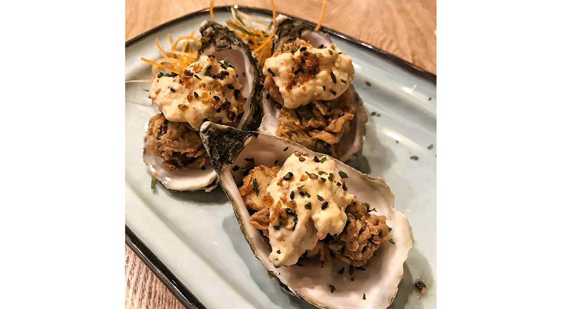 Best restaurants for oysters in Singapore - Greenwood Fish Market