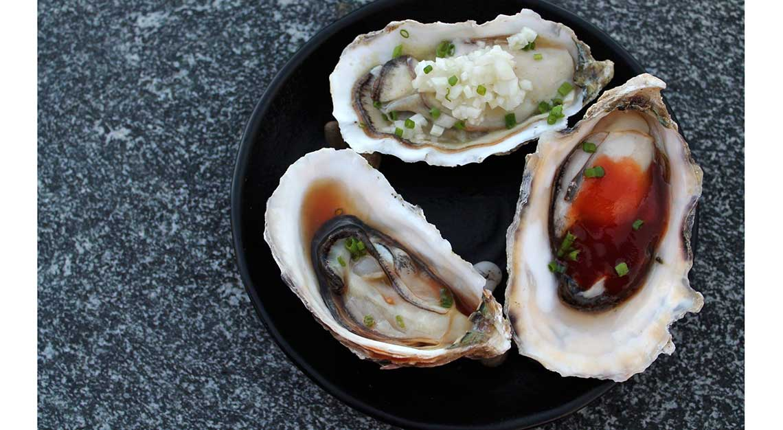 Best restaurants for oysters in Singapore - Southbridge