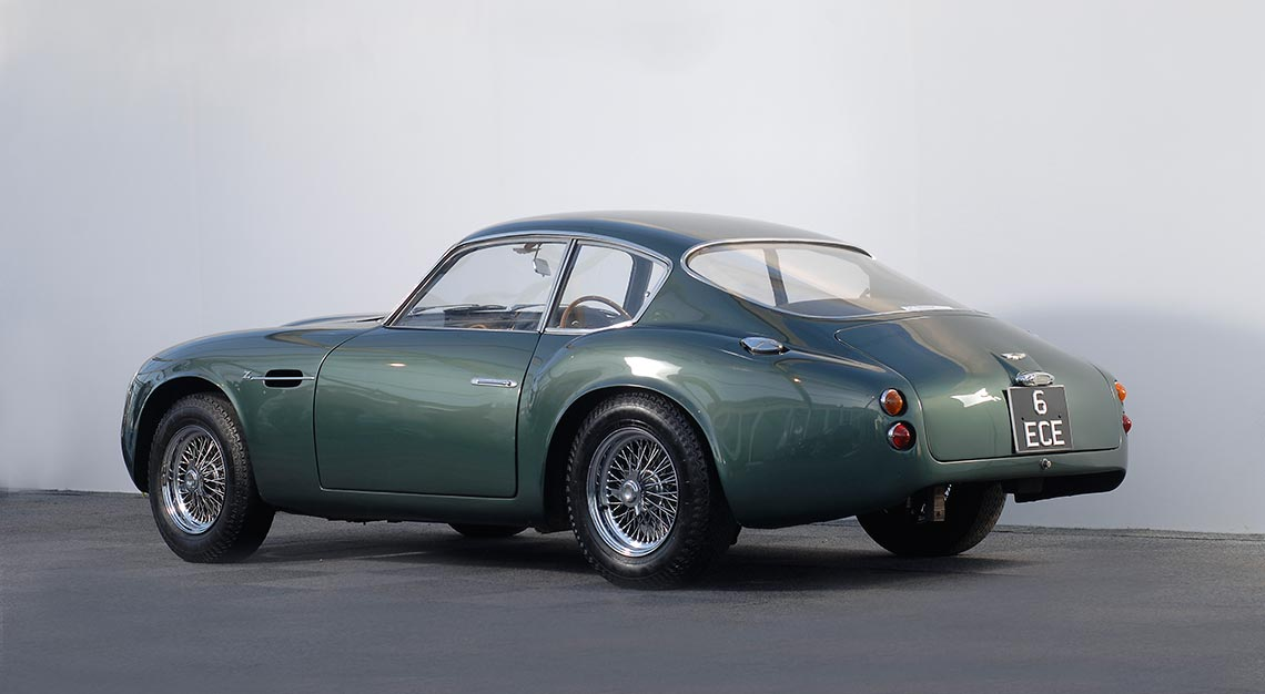 Aston Martin-Zagato Collaborations - DB4 GT