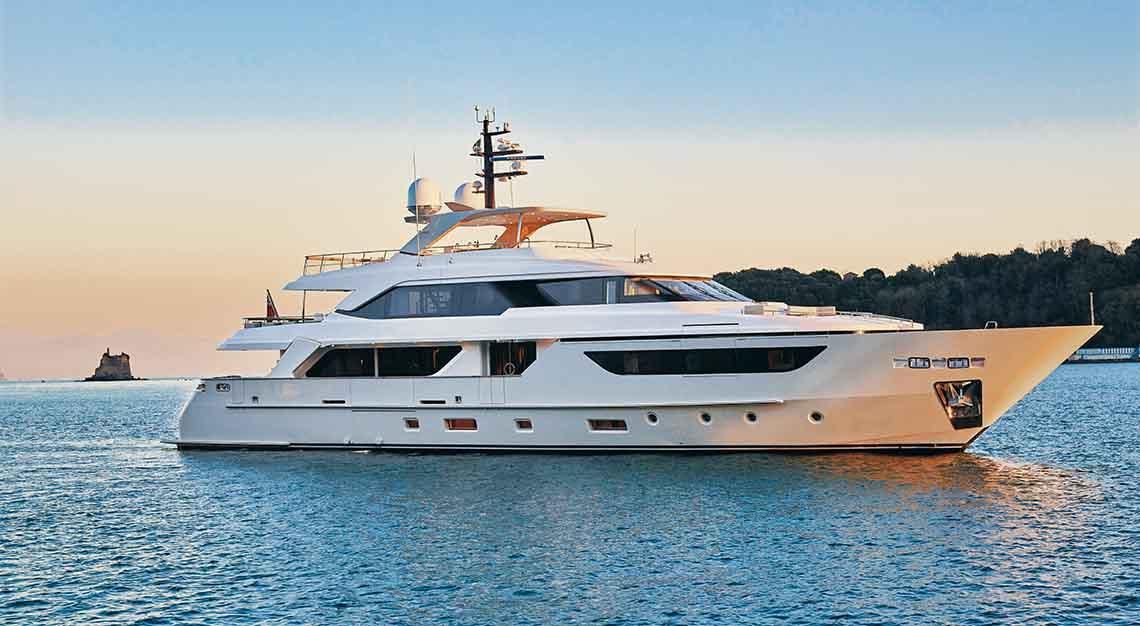 Singapore Yacht Show 2019 - Sanlorenzo SD126