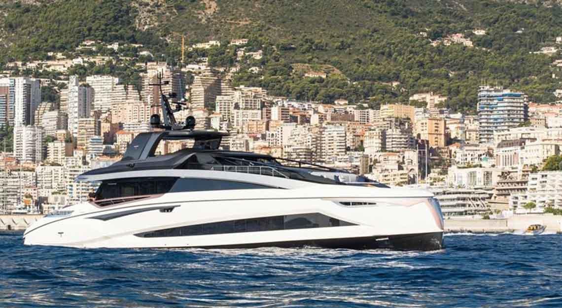 Singapore Yacht Show 2019 - Tecnomar M/Y La Vie