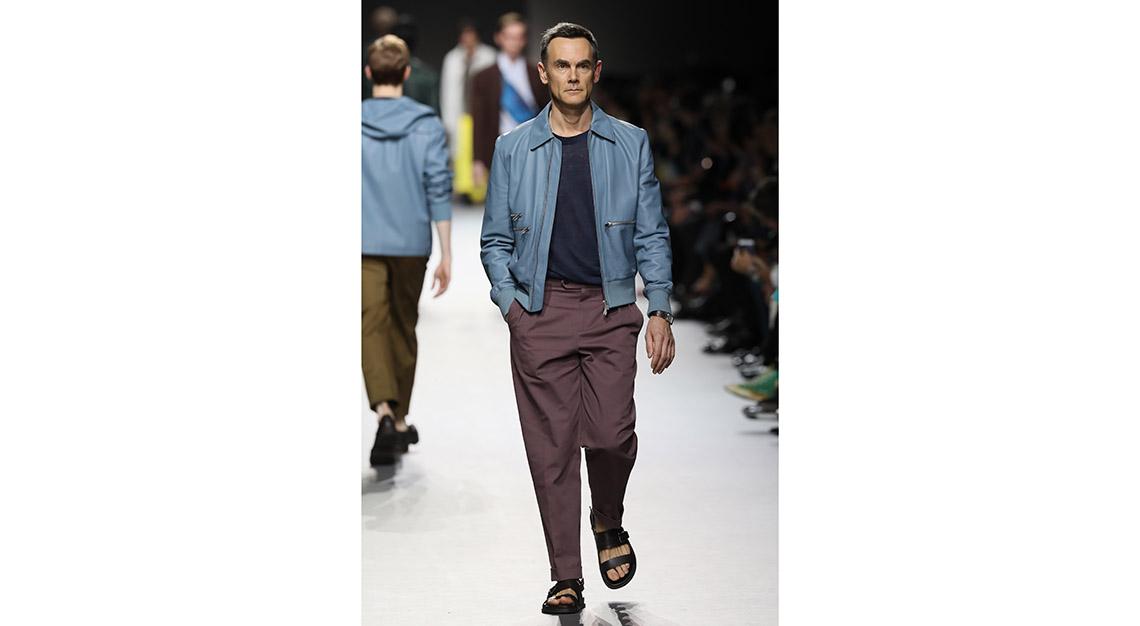 Hermès Men's Universe spring/summer 2019
