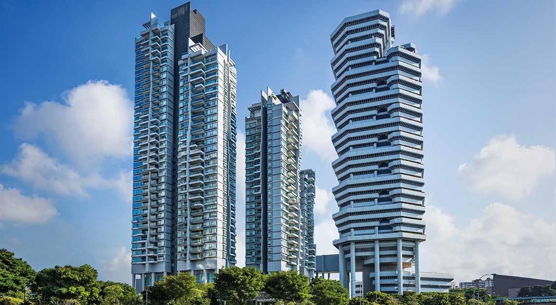 Robb Report Singapore Concourse Skyline Penthouse