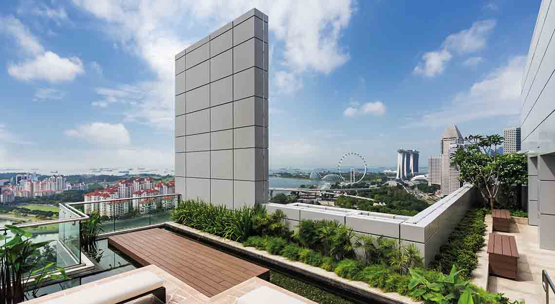 Concourse Skyline Penthouse by Robb Report