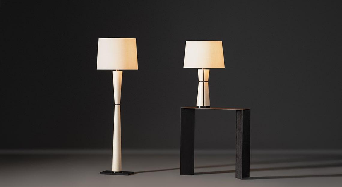 Muscovite lamps, Alexander Lamont