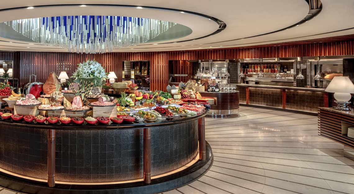 Easter brunches in Singapore - Regent Singapore