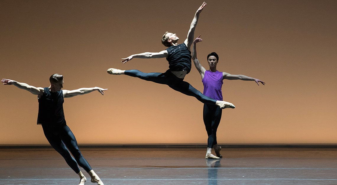 Boston Ballet - William Forsythe