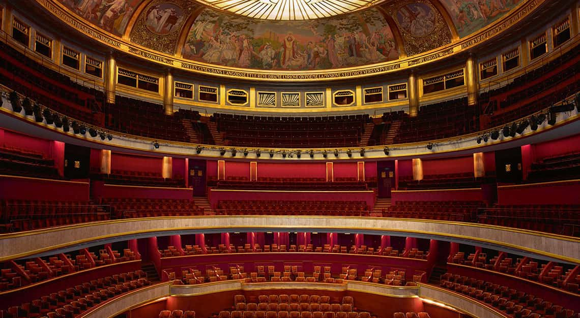 Boston Ballet - Theatre des-Champs-Elysees